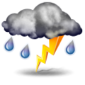 Prognos: Rain at times, very unsettled